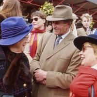 Lady Helen Smith, John Dunlop and Mrs John Dunlop