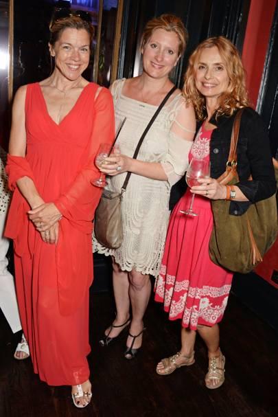 Janie Dee, Susannah Harker and Maryam D'Abo