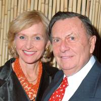 Mrs Barry Humphries and Barry Humphries