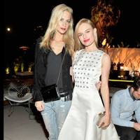 Poppy Delevingne and Kate Bosworth
