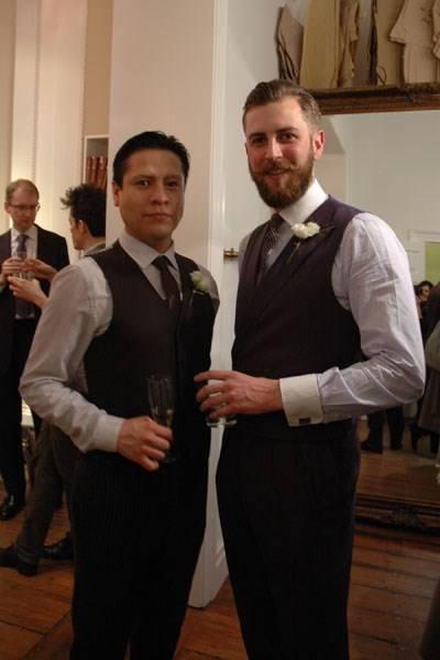 Sebastian Espinosa and John Baker