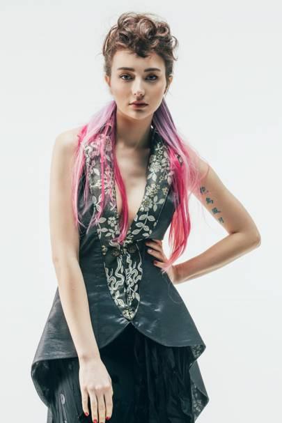 Handmade, Custom and Upcycled Clothing by Rafflesia Designs