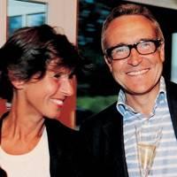 Mr and Mrs Stephen Bayley