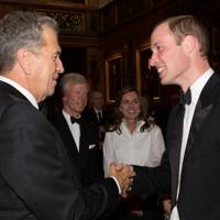 Mario Testino and The Duke of Cambridge