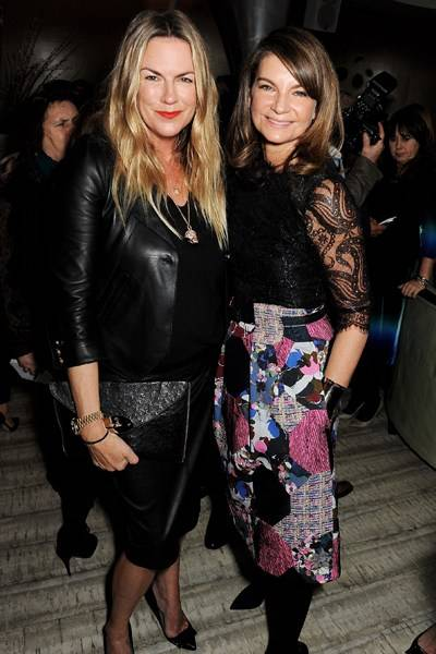 Emma Hill and Natalie Massenet