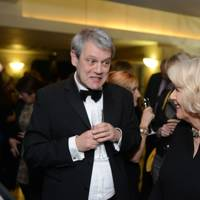 Axel Scheffler and The Duchess of Cornwall