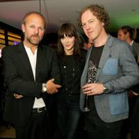 Chris Bracey, Annabelle Neilson and Christian Furr