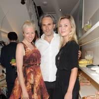 Emma Whitehair, Luca Armenia and Florence van der Spek