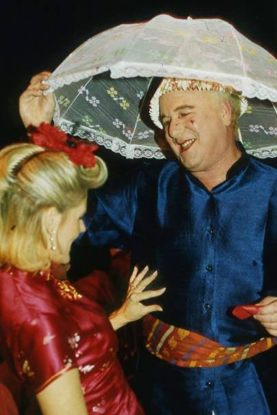 Lindka Cierach and Dr Murdoch Laing