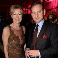 Emma Willis and General Mark Carleton-Smith