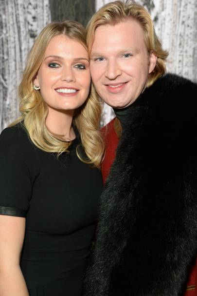 Lady Kitty Spencer and Henry Conway