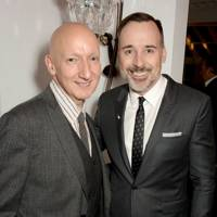Stephen Jones and David Furnish
