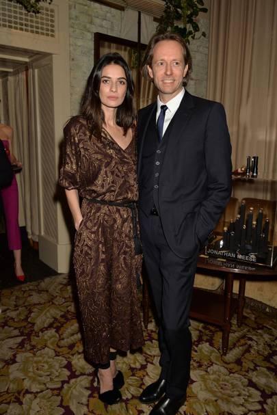Leila Yavari and Thorsten Eimuth