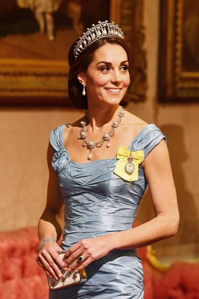 The Cambridge Lovers' Knot Tiara