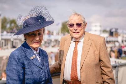 The Duchess of Richmond and The Duke of Richmond