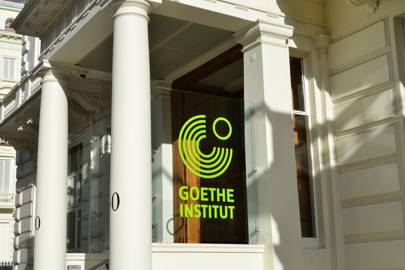 Theatre and dance co-ordinator, Goethe Institut