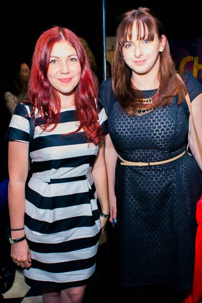 Mia Holt and Ellie McLennan