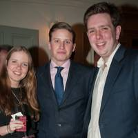 Arabella Holland, Jack Blackmore and David Holland