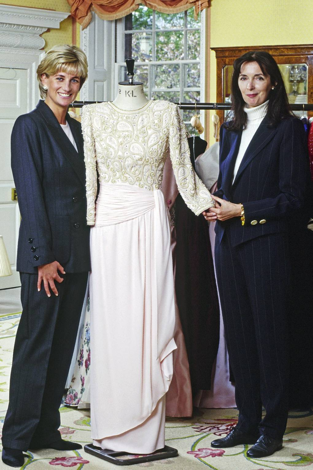 Royal Family Favourite Fashion Designers And Brands Tatler