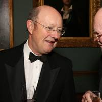 Kevin Pakenham and Sir Alistair Horne