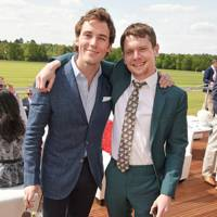 Sam Claflin and Jack O'Connell