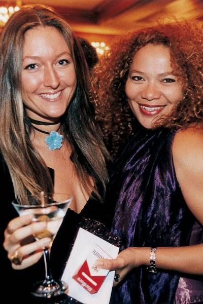 Anna Matthews and Petra Roach