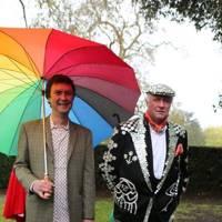 Alex Sainsbury and Mick Kerr