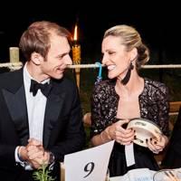 Jono Mawsden and Caitlin Clifford