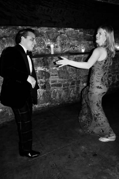 Carlos Baird and Jasmine Summers