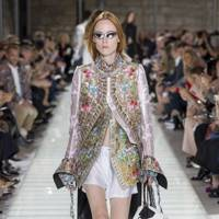 Louis Vuitton at Paris Fashion Week S/S18