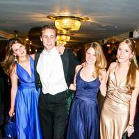Tarka Russell, Alexander Coleridge, Davina Collas and Victoria Dashwood
