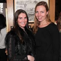 Emma Neff and Caroline Peers