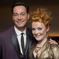Craig Revel Horwood and Daisy Evans