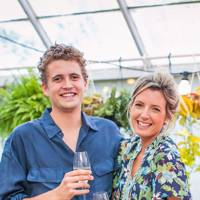 Tom Asquith and Lucy Carr-Ellison