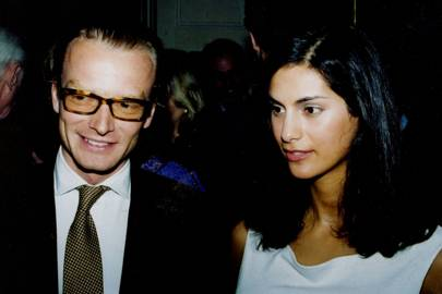 Paul Karlbom and Jazmin Nagher