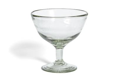 Soho Home cocktail glass