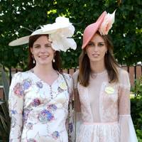 Lady Laura Cash and Lady Alice Manners