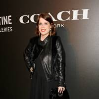 Princess Eugenie at the Coach x Serpentine London Fashion Week party, A/W15