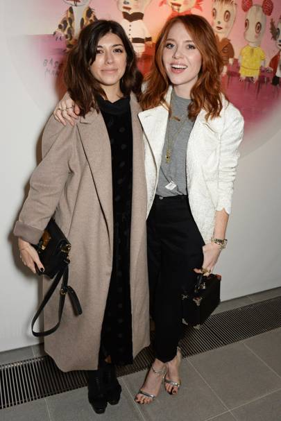 Rachel Grayer and Angela Scanlon