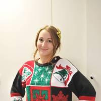 Megan 'Christmas Present' Boyes