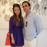 Natalie Blaskovicova and John Christian Moquette