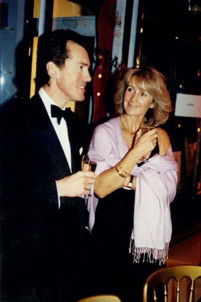 Abel Hadden and Mrs Richard Grievson