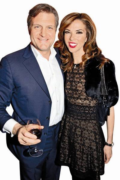 Grant Barker and Heather Kerzner