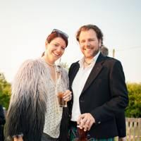 Lizbet Holstein and Sebastian Galbraith-Helps