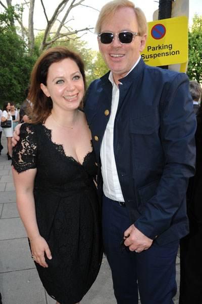 Lara Mingay and David Collins