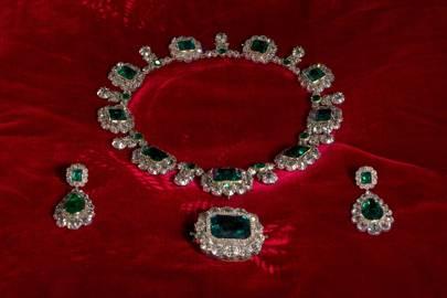 Queen Victoria Jewels Exhibition Tatler