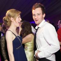 Lizzy Kitchen and Connor Fettes