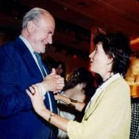 Claus von Bülow and Lady Charlotte Fraser