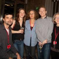 Zbigniew Bzymek, Marin Ireland, Elizabeth LeCompte, Scott Shepherd and Cynthia Hedstrom