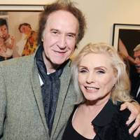 Ray Davies and Debbie Harry